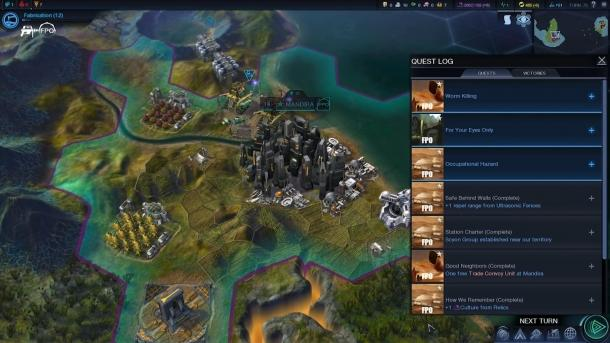 Пути технологического развития в Sid Meier's Civilization: Beyond Earth Sid Meier's Civilization: Beyond Earth